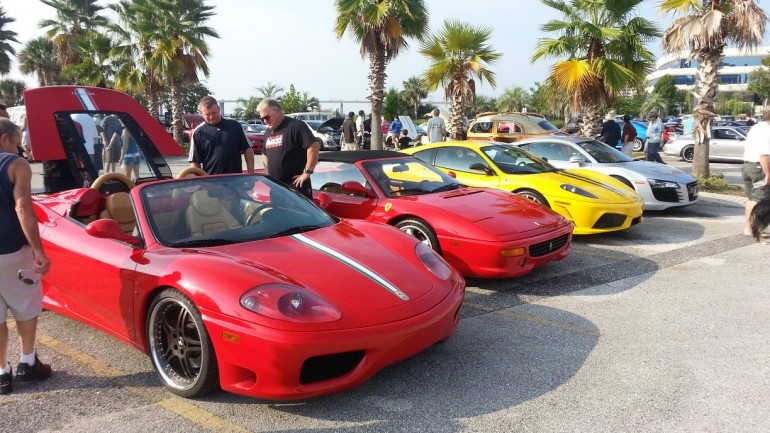 Automotive Addicts Cars and Coffee September 2013 Recap