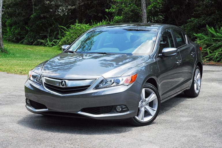2013 Acura ILX 2.4-Liter Premium Review & Test Drive
