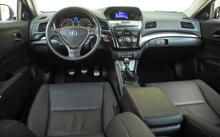 100 Hot Cars » Blog Archive » 2013 Acura ILX 2.4-Liter ...