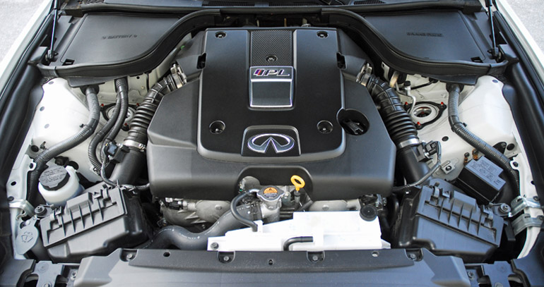 2013 Infiniti IPL HT Engine Done Small