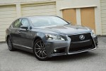 2013 Lexus LS460 F Sport Beauty Left Done Small