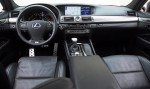 2013 Lexus LS460 F Sport Dashboard Done Small
