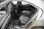 2013 Lexus LS460 F Sport Rear Seats Done Small
