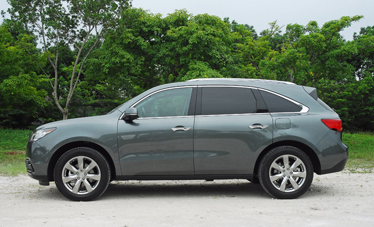 2014 Acura MDX Beauty Side Done Small