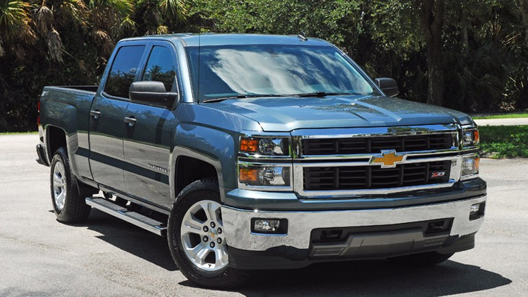 2014 Chevrolet Silverado 1500 5.3 Z71 2wd LT CrewCab Review & Test Drive