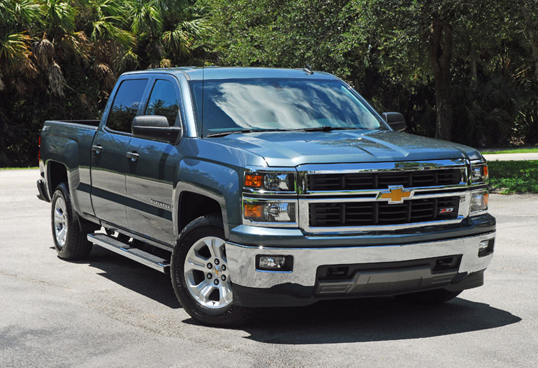 2014 Chevy Silverado 1500 Z71  Crew Beauty Left Done Small