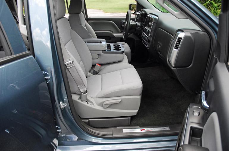 2014 Chevrolet Silverado 1500 5 3 Z71 2wd Lt Crewcab