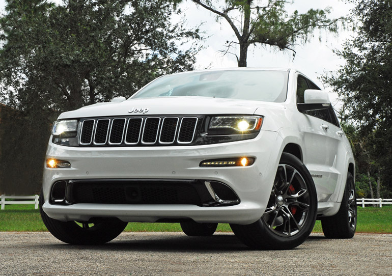 2014 Jeep GC SRT Beauty Right Low Done Small
