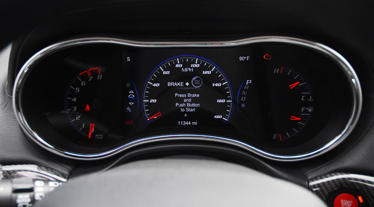 2014 Jeep GC SRT Cluster Done Small