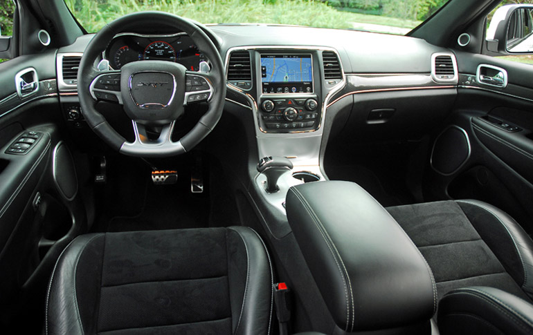2014 Jeep GC SRT Dashboard Done Small
