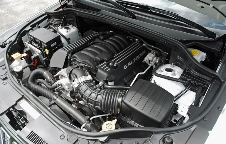 2014 Jeep GC SRT Engine Done Small