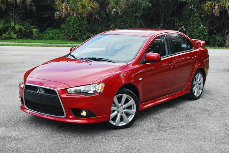 2014 Mitsubishi Lancer GT Beauty Right HA Done Small