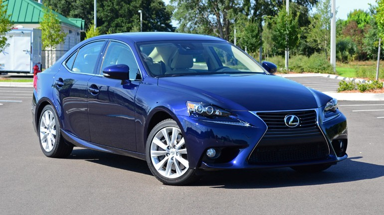 2014 Lexus IS 350 Review & Test Drive