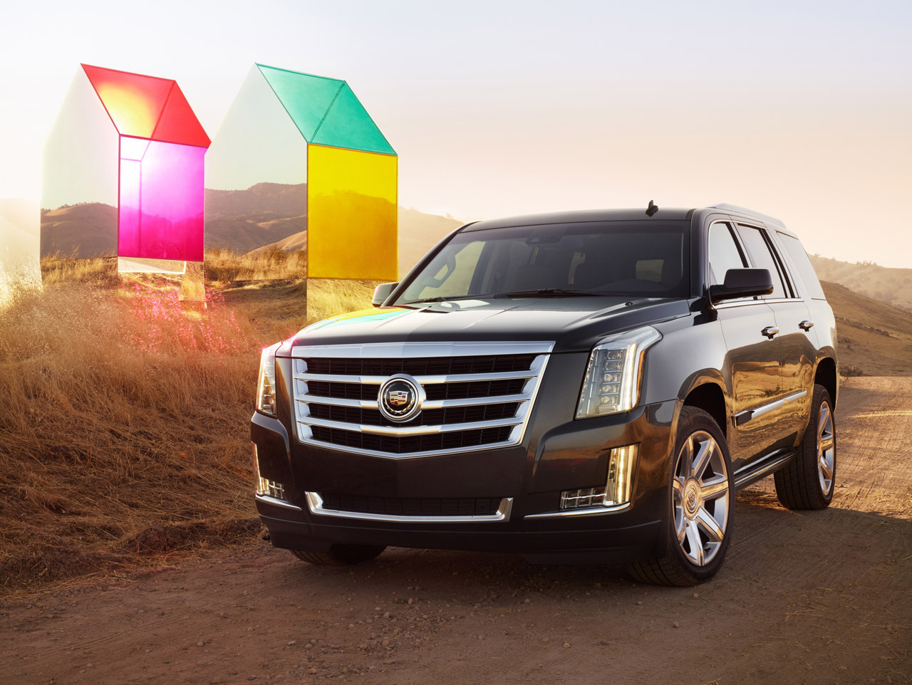2015 Cadillac Escalade Makes Nyc Debut
