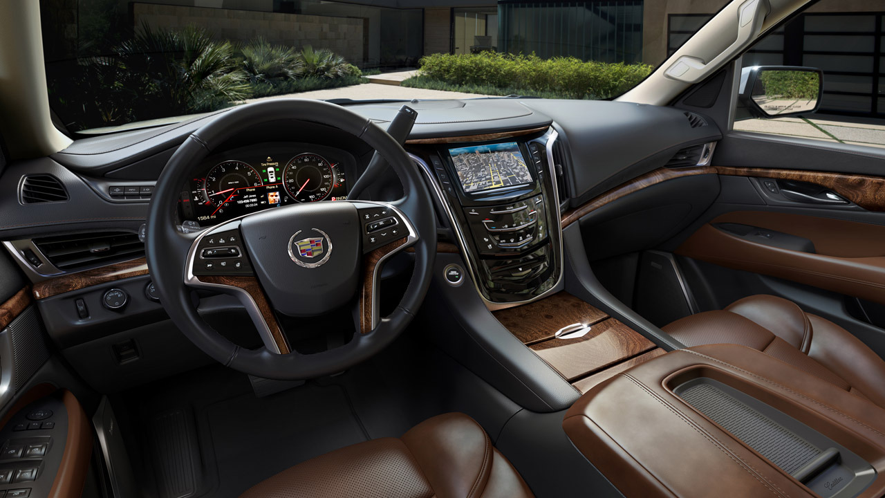 Look for the new 2015 Cadillac Escalade to start production next Spring in...