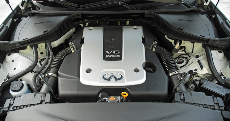 2013 Infiniti M37 Engine Done Small
