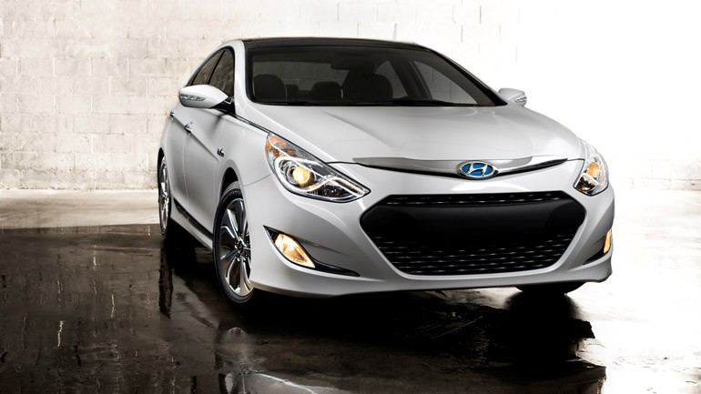 2013 Hyundai Sonata Hybrid Limited Driving Impressions