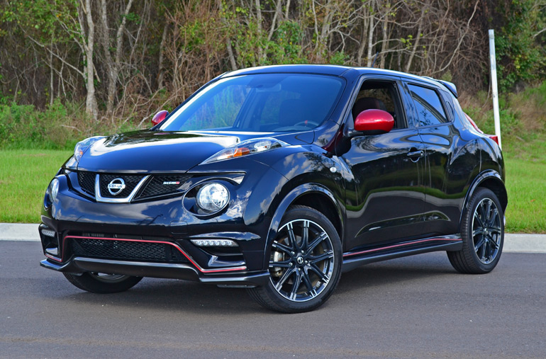 2013 nissan juke nismo review test drive. Black Bedroom Furniture Sets. Home Design Ideas