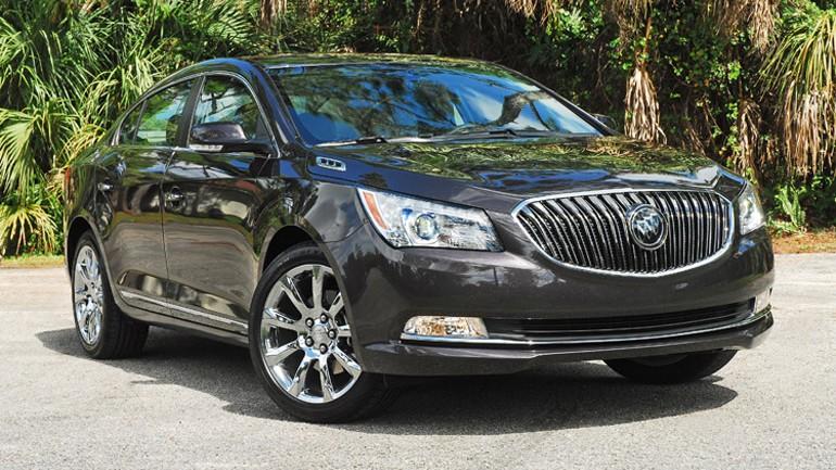 2014 Buick LaCrosse Premium V6 Review & Test Drive