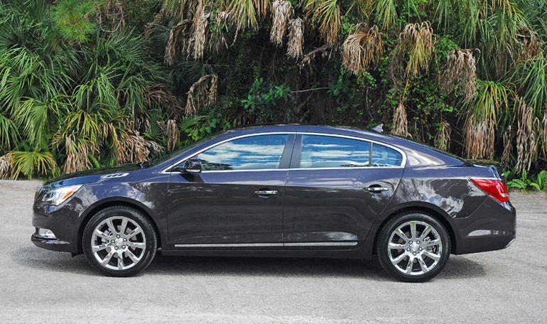 2014 Buick LaCrosse Beauty Side Done Small
