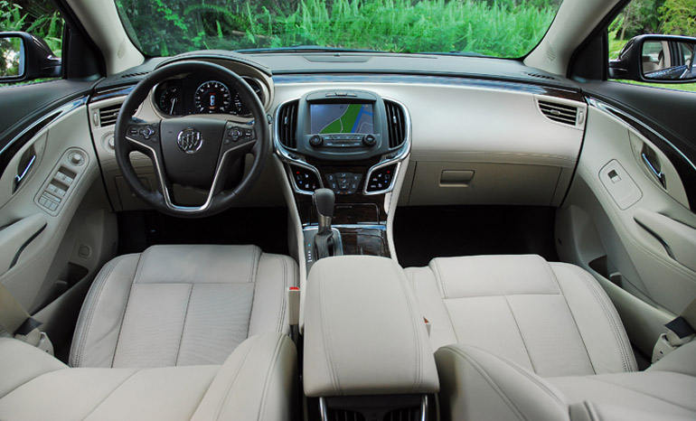2014 Buick LaCrosse Dashboard Done Small