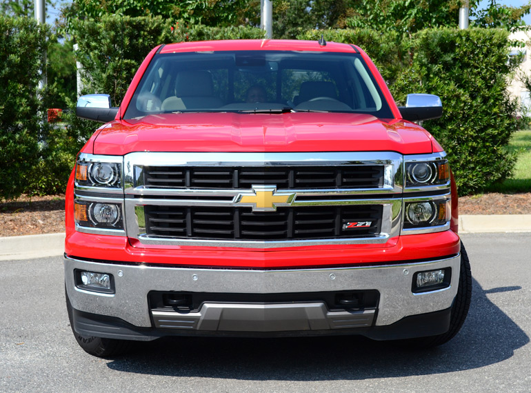 2014 chevrolet silverado 1500 crew cab 4 4 z71 front. Cars Review. Best American Auto & Cars Review