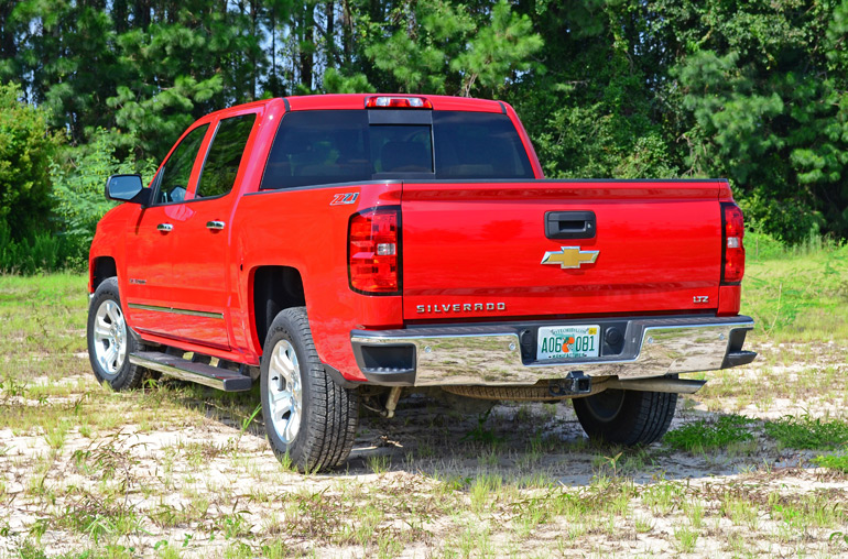 2014 chevrolet silverado 1500 crew cab 4 4 z71 ltz review. Cars Review. Best American Auto & Cars Review
