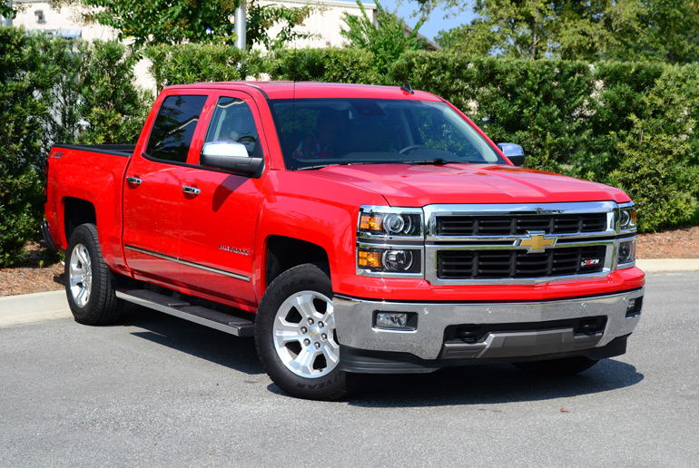 2014 chevrolet silverado 1500 crew cab 4 4 z71 ltz review. Black Bedroom Furniture Sets. Home Design Ideas