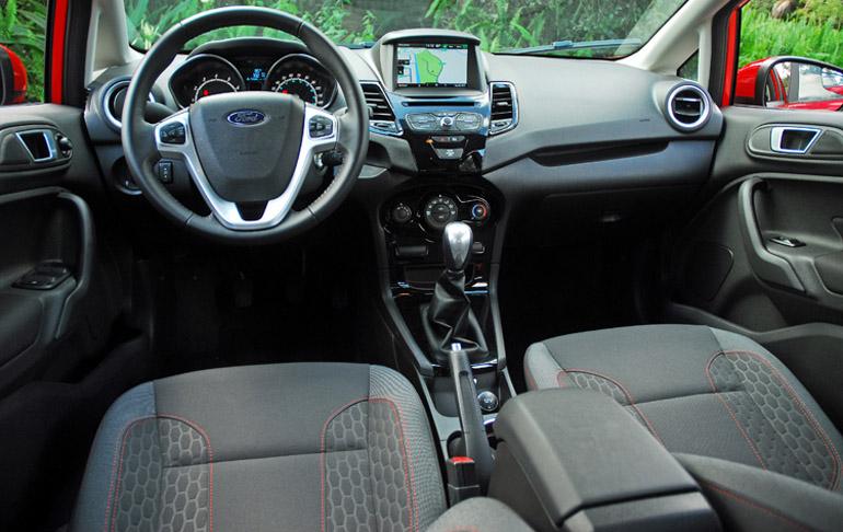 2014 Ford Fiesta SE Dashboard Done Small