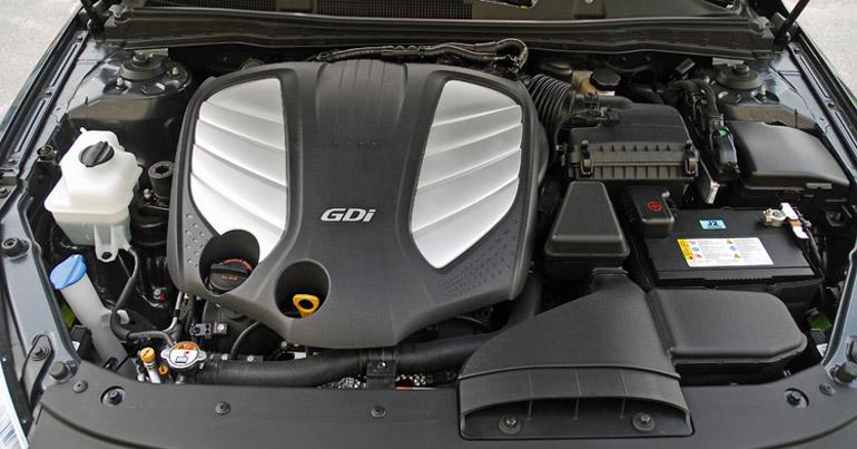 2014 Kia Cadenza Engine Done Small