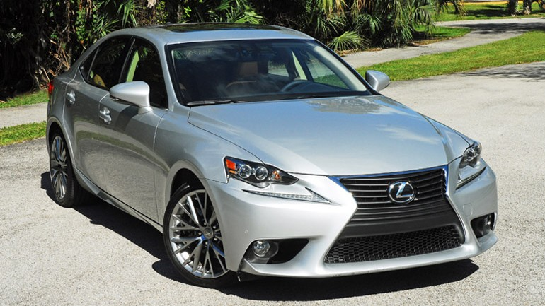 2014 Lexus IS 250 Review & Test Drive