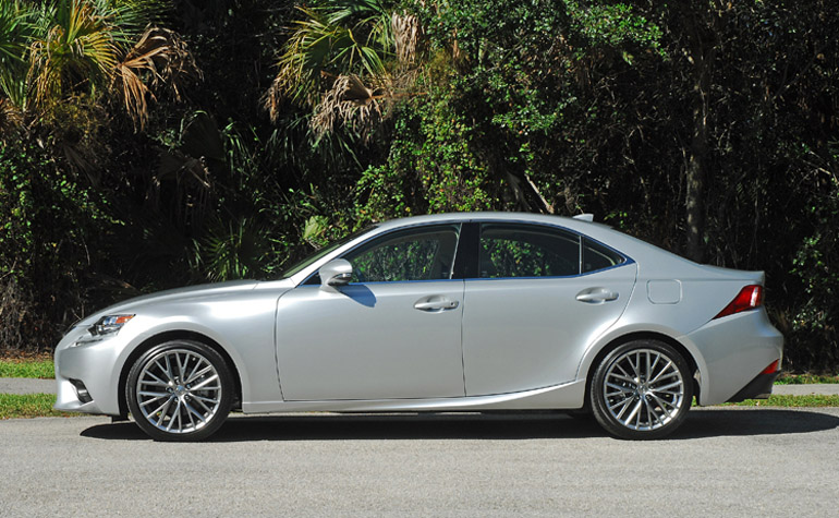 2014 lexus is 250 review test drive. Black Bedroom Furniture Sets. Home Design Ideas