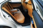 2014 Lexus IS250 Rear Seats Done Small