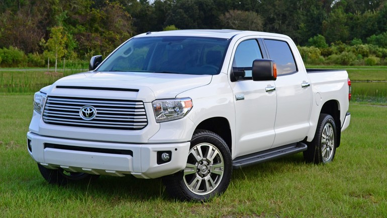 2014 Toyota Tundra 4×2 CrewMax Platinum Review & Test Drive