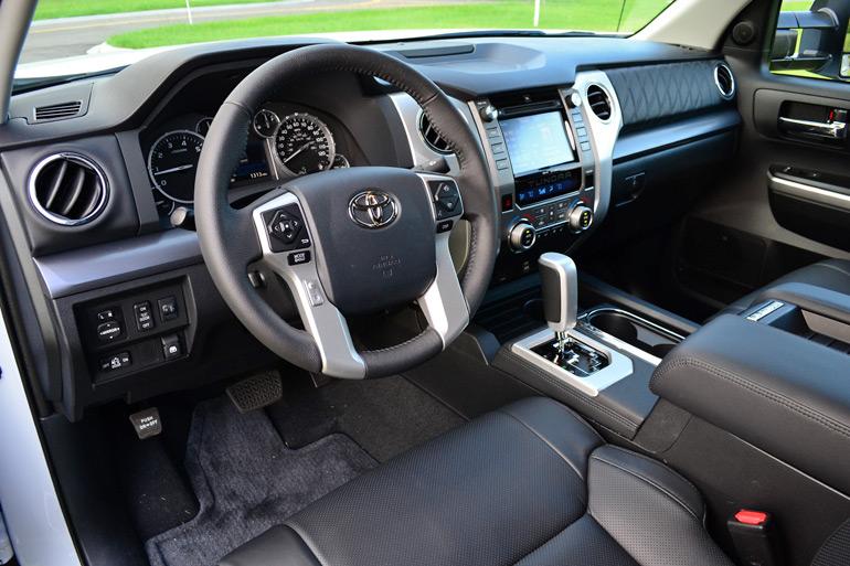 2014 Toyota Tundra CrewMax Platinum