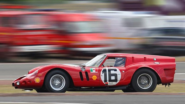 Ferrari 250 GT SWB 'Breadvan' Makes Sweet Music at Oldtimer Grand Prix: Video
