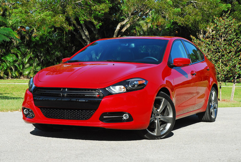 2013 Dodge Dart GT Beauty Right Done Small