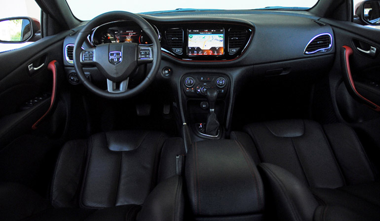 2013 Dodge Dart GT Dashboard Done Small