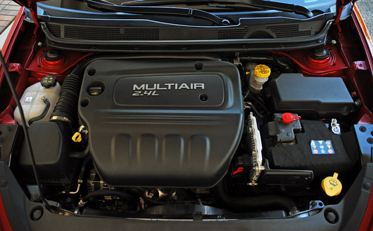 2013 Dodge Dart GT Engine Done Small