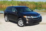 2014 Acura RDX AWD Adv Beauty Left Wide Done Small