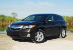 2014 Acura RDX AWD Adv Beauty Right Wide Done Small