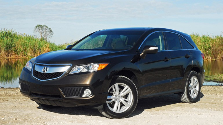 2014 Acura RDX AWD Technology Package Review & Test Drive