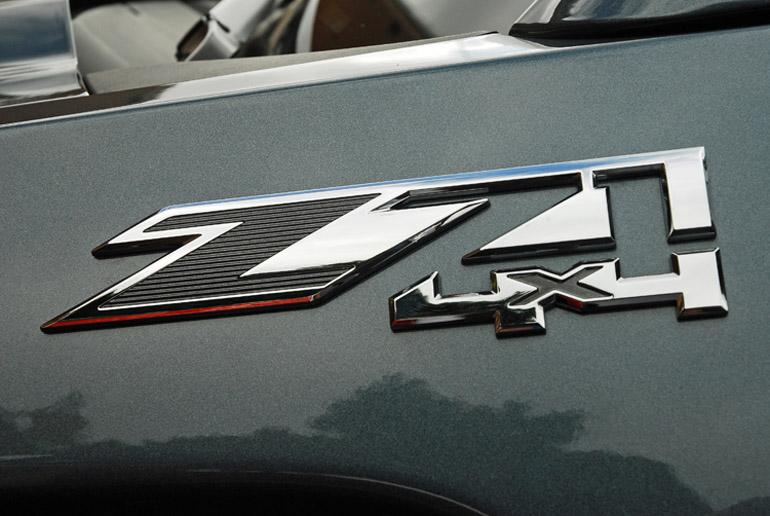 2014 Gmc Sierra Slt 4x4 Z71 4x4 Badge Done Small