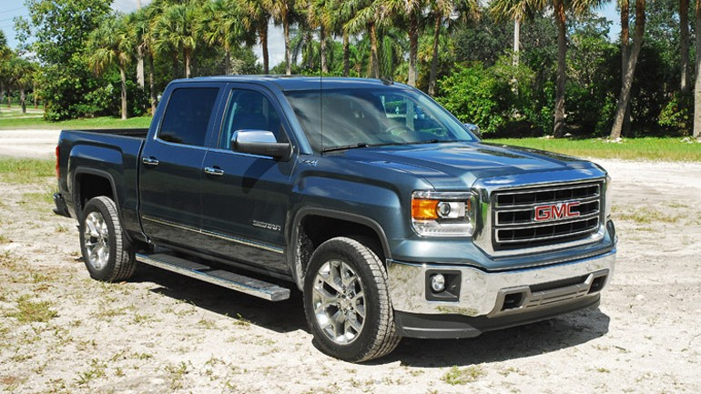 2014 GMC Sierra 1500 SLT Crew Cab Z71 4×4 Review & Test Drive