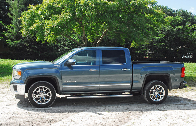 2014 GMC Sierra SLT 4X4 Z71 Beauty Side Done Small