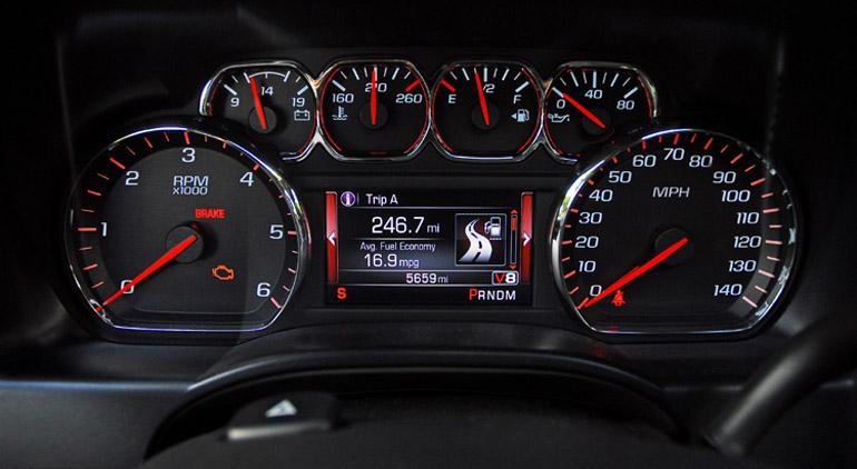 Dodge Ram 1500 Diesel >> 2014 GMC Sierra SLT 4X4 Z71 Cluster Done Small