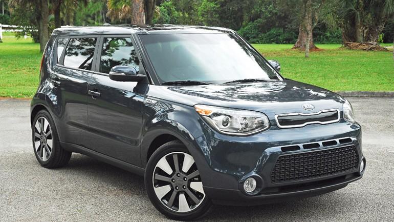2014 Kia Soul Review & Test Drive