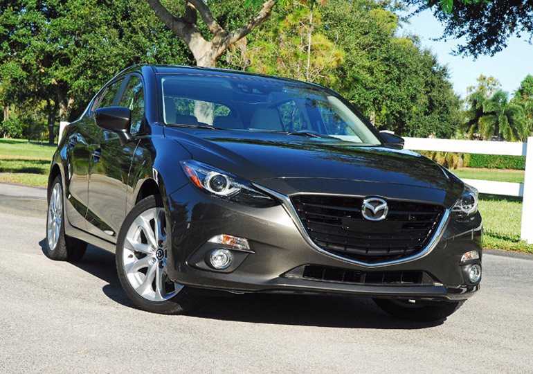 2014 Mazda 3 Grand Touring Beauty Left Dn Done Small