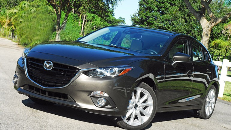 2014 Mazda3 S Grand Touring Review & Test Drive