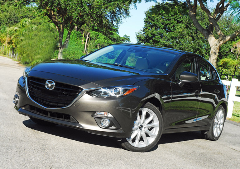 2014 Mazda 3 Grand Touring Beauty Right Up Done Small